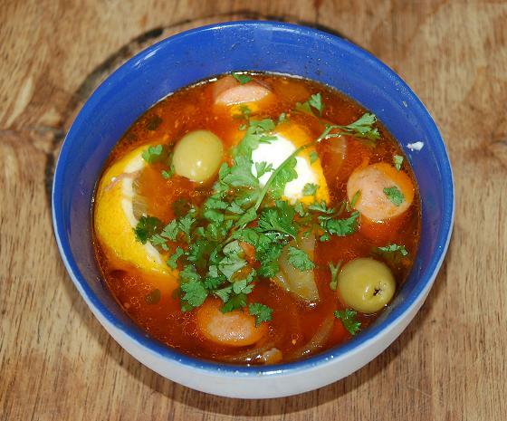 Russian Salad Recipe - Food.com - 59980 - Greek Food And Greek
